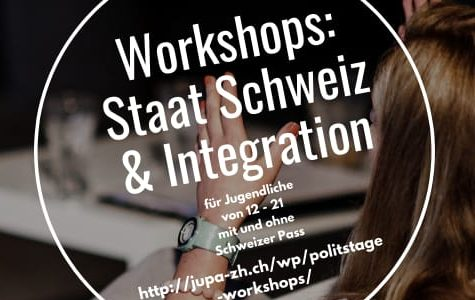 PolitStage-Workshops: Staat Schweiz und Integration & Migration
